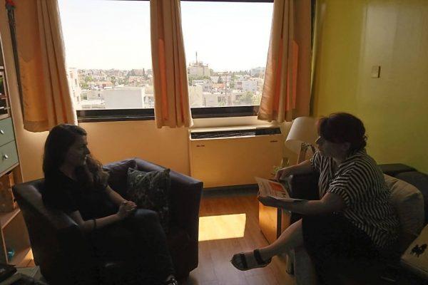 Ενημερωτική Επίσκεψη στο Κυπριακό Συμβούλιο για τους Πρόσφυγες 1