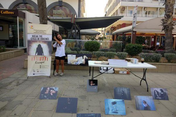 Info day at Larnaka Finikoudes 1